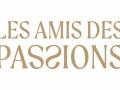 PASSIONS logo (doré)