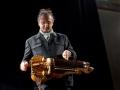 Guy Bertrand à la vielle à roue