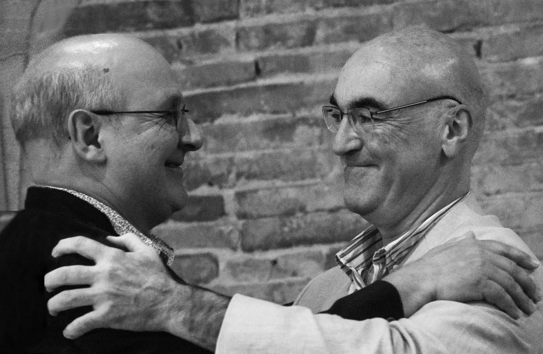 Michel Bouvard et Jean-Marc Andrieu