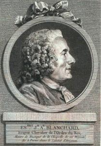 blanchard portrait