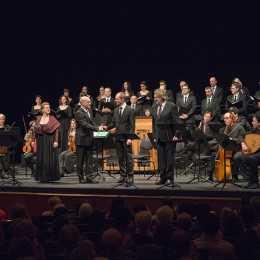 SCARLATTI Aria de la cantate Clori mia – Isabelle Poulenard