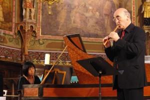 Le Rossignol en amour de Couperin, festival Musique en vignes, 2009 © A.M.