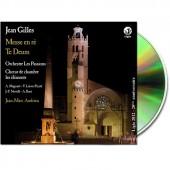 Messe en Ré et Te Deum de Jean Gilles