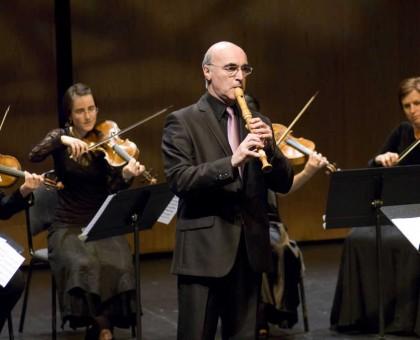 Allegro du Concerto pour flûte à bec en La mineur de Vivaldi