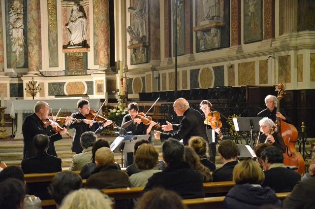 Concert Chevalier de Saint-George