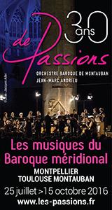 Musiques du baroque méridionnal