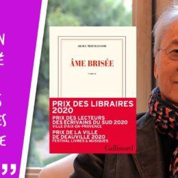 Conversation avec l'écrivain Akira Mizubayashi